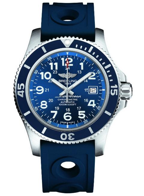 Review Breitling Superocean II Replica